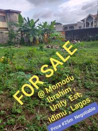Land for sale Unity Estate Idimu Idimu Egbe/Idimu Lagos