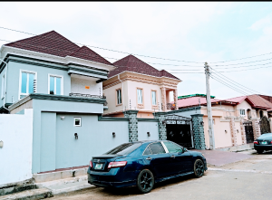 Detached Duplex House for sale Magodo GRA Phase 2 Kosofe/Ikosi Lagos