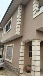 3 bedroom Flat / Apartment for sale *for Sale * Three Bedroom Duplex @ Abesan Estate Very Close To King's Court,all Round P0 P Documents Receipt And Survey Price 27m Asking Akesan Alimosho Lagos