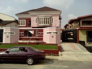 5 bedroom Detached Duplex House for sale ..Magodo Shangisha  Berger Ojodu Lagos
