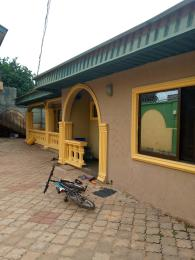 3 bedroom Detached Bungalow House for sale located at DLA road Asaba about three poles from the major road Asaba Delta