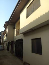 Blocks of Flats House for sale OFF LAGOS/ ABEOKUTA EXP. WAY BY CEMENT BUS/ STOP Abule Egba Lagos