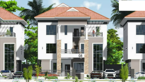 4 bedroom Detached Duplex House for sale Guzape district Guzape Abuja