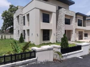 4 bedroom Semi Detached Duplex House for sale diplomatic extension Katampe Ext Abuja