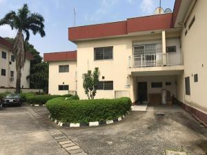 4 bedroom Semi Detached Duplex for rent Bourdillon Ikoyi Lagos