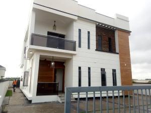 4 bedroom Detached Duplex House for sale Lakeview park2 estate 2nd tollgate orchild road Lekki Phase 2 Lekki Lagos