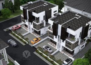 4 bedroom Flat / Apartment for sale Peninsula Estate Sangotedo Ajah Lagos