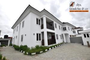 4 bedroom Semi Detached Duplex for rent Eden Garden Ajah Lagos