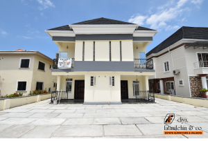 4 bedroom House for sale Buena Vista Estate Off Orchid Road Lekki Lagos