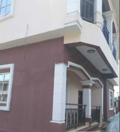 Blocks of Flats House for sale Country Home road Oredo Edo