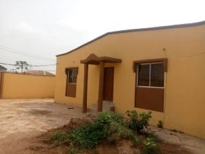 Semi Detached Bungalow House for sale Off ACCESS bank junction at kola Alagbado Abule Egba Lagos