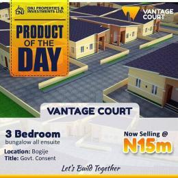 3 bedroom Mini flat Flat / Apartment for sale Bogije Ibeju Lekki Area Eputu Ibeju-Lekki Lagos