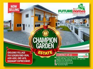 Land for sale Oko Afo Badagry Lagos