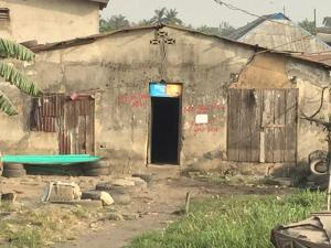 Commercial Land Land for sale ajegunle bustop after Irawo is ajegunle Mile 12 Kosofe/Ikosi Lagos