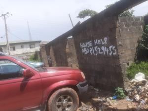 Land for rent Full plot of land at abule egba ekoro nice environment secure area very close to bustop  Abule Egba Abule Egba Lagos