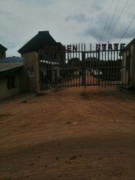 Residential Land for sale Golden Estate Bucknor Isolo Lagos