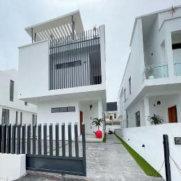 5 bedroom Detached Duplex for sale chevron Lekki Lagos