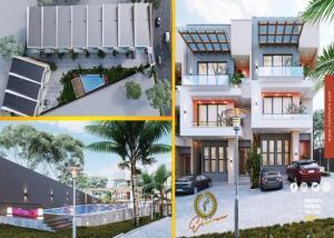 5 bedroom Terraced Duplex for sale Opposite Citec Estate, Jabi Jabi Abuja