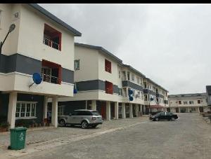 6 bedroom Terraced Duplex House for sale Alternative Route Off Chevron Drive chevron Lekki Lagos