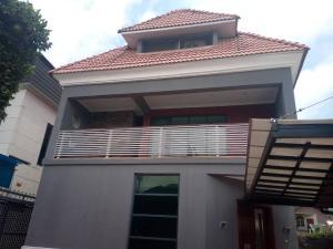 4 bedroom Detached Duplex House for shortlet Olanrewaju Ninalowo Lekki Phase 1 Lekki Lagos