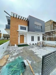 Detached Duplex House for sale 2nd Toll Gate Lekki Lekki Phase 2 Lekki Lagos