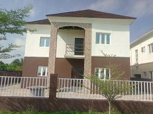 Detached Duplex House for sale Inside Amity Estate Sangotedo Lagos