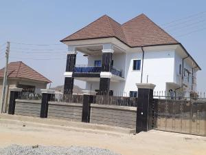 5 bedroom Detached Duplex House for sale Mabglobal Estate close toTurkish Hospital Idu Industrial(Institution and Research) Abuja