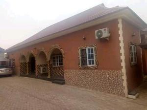2 bedroom Detached Bungalow House for sale Gidan Madara, Adjacent Trade Fair Complex Minna Niger State Chanchaga Niger