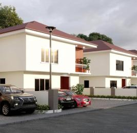 5 bedroom Detached Duplex House for sale Paradise Court Estate, Orchid Road, by Chevron, 2nd Toll Gate, Lafiaji, Lekki, Lagos chevron Lekki Lagos