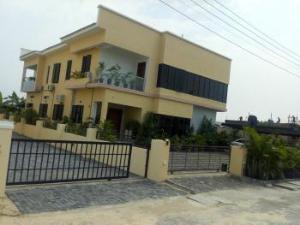5 bedroom Detached Duplex House for sale Northern Foreshore Estate, Chevron Drive Lekki Phase 2 Lekki Lagos