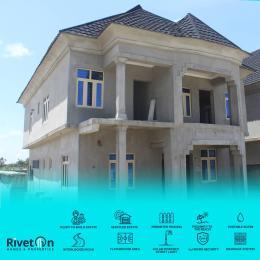 4 bedroom Detached Duplex House for sale Atican estate by Abraham adesonya bustop okun Ajah road lekki scheme 11  Okun Ajah Ajah Lagos