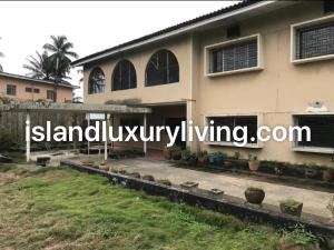 4 bedroom Detached Duplex House for sale Off off adeola odeku  Adeola Odeku Victoria Island Lagos