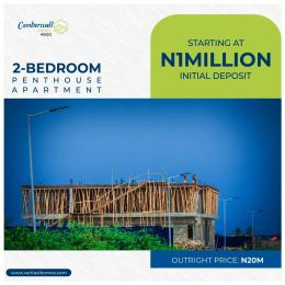 2 bedroom Self Contain Flat / Apartment for sale Camberwall Court, Abijo GRA Abijo Ajah Lagos