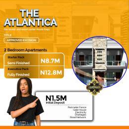 2 bedroom Blocks of Flats House for sale Akodo,Ibeju-Lekki  Orimedu Ibeju-Lekki Lagos