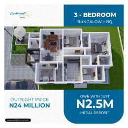 3 bedroom Terraced Bungalow House for sale Camberwall Court, Abijo GRA Abijo Ajah Lagos