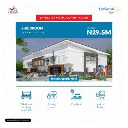 3 bedroom Terraced Duplex House for sale Camberwall Court Abijo Ajah Lagos