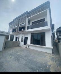 4 bedroom Semi Detached Duplex House for sale 2nd Toll Gate By Chevron chevron Lekki Lagos