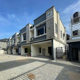 4 bedroom Terraced Duplex for rent Orchid Road chevron Lekki Lagos