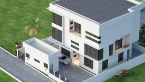 5 bedroom Land for sale Water view aqua city  Ikoyi Lagos