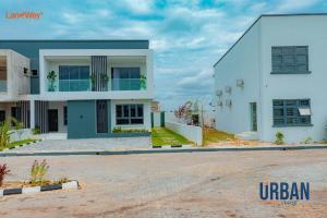 3 bedroom Terraced Duplex House for sale Abraham Adesanya  Ogombo Ajah Lagos