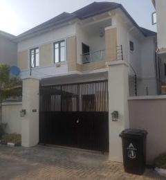4 bedroom Detached Duplex House for sale 5 Street Estate Osapa london Lekki Lagos