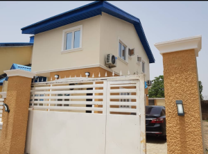4 bedroom Semi Detached Duplex House for sale King's Court Idu Abuja