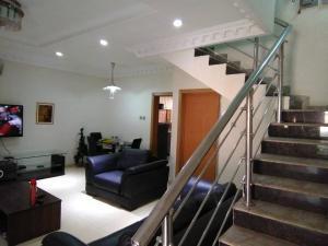 4 bedroom Terraced Duplex House for rent Chevy view Estate Chevron lekki  chevron Lekki Lagos