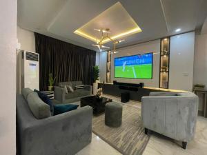 4 bedroom Detached Duplex for shortlet Off Admirathy Way Lekki Lekki Phase 1 Lekki Lagos