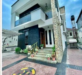 Detached Duplex House for sale Lakeview Park 2 Estate Lekki Lagos