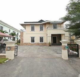5 bedroom Detached Duplex House for sale Carlton Gates Estate, Chevron drive - Lekki chevron Lekki Lagos