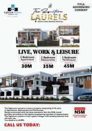 2 bedroom Flat / Apartment for sale Lagos Business School/ General Paint/ Ahmed Musa Stadium Off Lekki-Epe Expressway Ajah Lagos