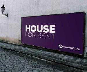 4 bedroom Detached Duplex for rent Victory Park Estate Lekki Lagos