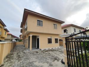 4 bedroom Detached Duplex House for shortlet Crown Estate Ajah Lagos
