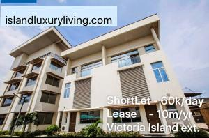 3 bedroom Flat / Apartment for shortlet Victoria Island Extension Victoria Island Lagos